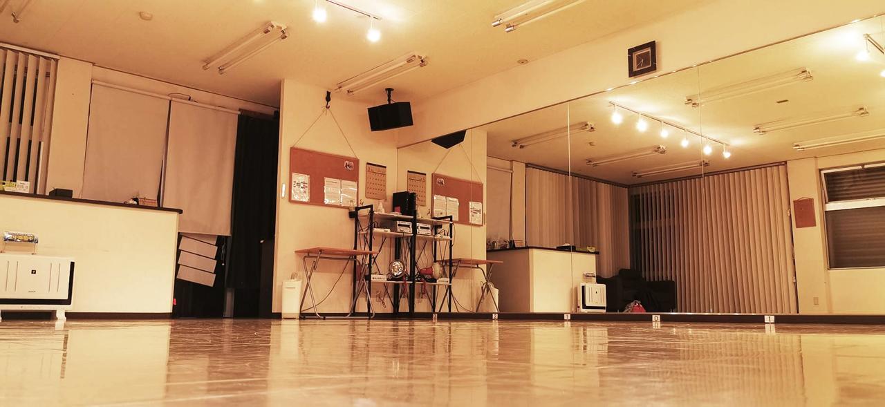 ダンススタジオ doPe